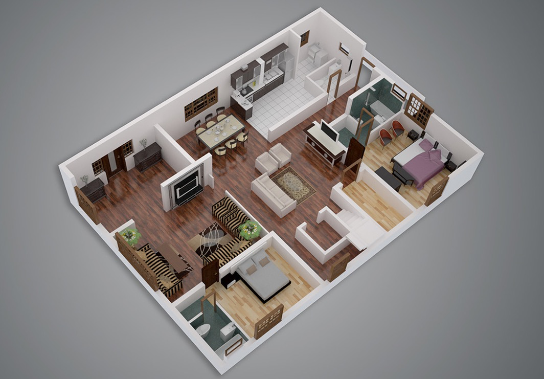 How to improve the layout of the apartment